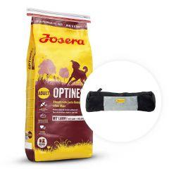 Josera - Trockenfutter - Aktion: 15 kg Trockenfutter + Apportiertasche geschenkt