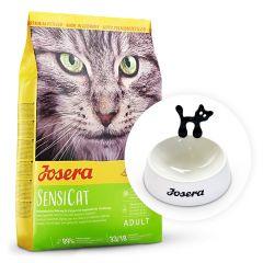 Josera - Trockenfutter - Aktion: 10kg + Koziol Katzennapf geschenkt