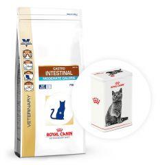 Royal Canin Veterinary Diet - Trockenfutter - Aktion: Futterdose Kitten Tin geschenkt
