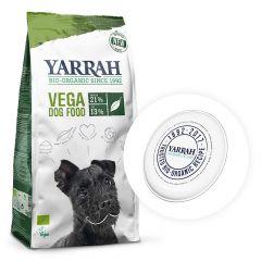 Yarrah - Trockenfutter - Aktion: 10kg + Dogfrisbee geschenkt