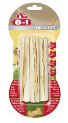 Für Hunde - 8in1 - Kausnack - Delights Kausticks Huhn 3 Stück