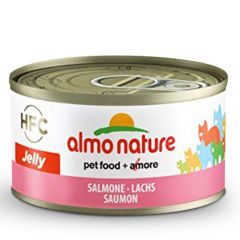 Almo Nature - Nassfutter - Jelly Lachs