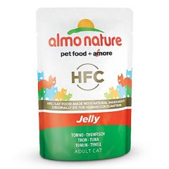 Almo Nature - Nassfutter - Jelly Thunfisch
