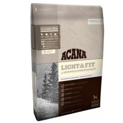 Acana - Trockenfutter - Heritage Light & Fit Dog (getreidefrei)