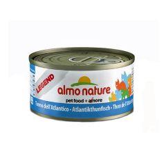 Almo Nature - Nassfutter - Natural Atlantikthunfisch