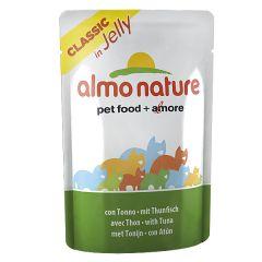 Almo Nature - Nassfutter - Jelly Thunfisch