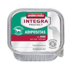 Animonda - Nassfutter - Integra Protect Adipositas mit Rind (getreidefrei)