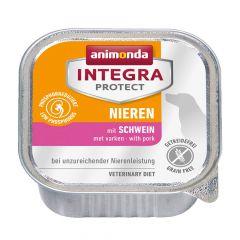 Animonda - Nassfutter - Integra Protect Nieren mit Schwein (getreidefrei)