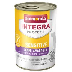 Animonda - Nassfutter - Integra Protect Sensitive mit Lamm + Amaranth (getreidefrei)