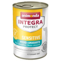 Animonda - Nassfutter - Integra Protect Sensitive mit Pferd + Amaranth (getreidefrei)
