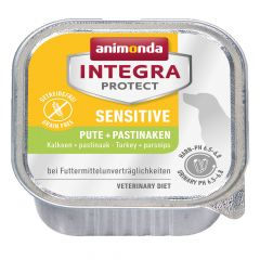 Animonda - Nassfutter - Integra Protect Sensitive mit Pute + Pastinaken (getreidefrei)