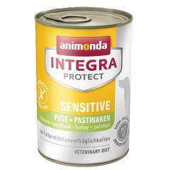 Animonda - Nassfutter - Integra Protect Sensitive mit Pute + Pastinaken (getreidefrei)