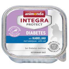 Animonda - Nassfutter - Integra Protect Adult Diabetes mit Kabeljau (getreidefrei)