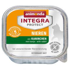 Animonda - Nassfutter - Integra Protect Nieren mit Kaninchen (getreidefrei)