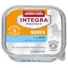 Animonda - Nassfutter - Integra Protect Nieren mit Lachs 16 x 100g