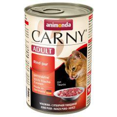 Animonda - Nassfutter - Carny Adult Rind pur (getreidefrei)