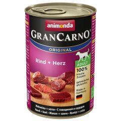 Animonda - Nassfutter - GranCarno Adult Rind + Herz (getreidefrei)