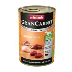 Animonda - Nassfutter - GranCarno Sensitiv Adult Reines Huhn (getreidefrei)