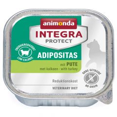 Animonda - Nassfutter - Integra Protect Adult Adipositas mit Pute (getreidefrei)
