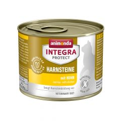 Animonda - Nassfutter - Integra Protect Adult Harnsteine mit Huhn (getreidefrei)