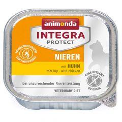 Animonda - Nassfutter - Integra Protect Adult Nieren mit Huhn (getreidefrei)