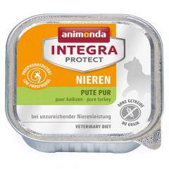 Animonda - Nassfutter - Integra Protect Adult Nieren mit Pute Pur (getreidefrei)