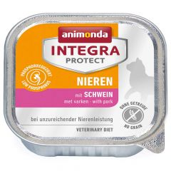 Animonda - Nassfutter - Integra Protect Nieren Adult mit Schwein 16 x 100g