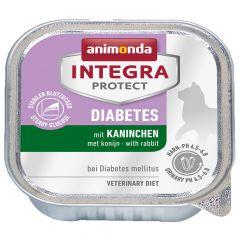 Animonda - Nassfutter - Integra Protect Adult Diabetes mit Kaninchen (getreidefrei)