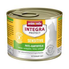 Animonda - Nassfutter - Integra Protect Adult Sensitive Pute + Kartoffeln (getreidefrei)
