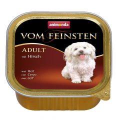 Animonda - Nassfutter - Vom Feinsten Adult mit Hirsch (getreidefrei)