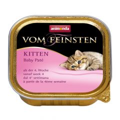 Animonda - Nassfutter - Vom Feinsten Kitten Baby Paté (getreidefrei)