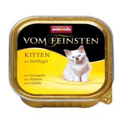 Animonda - Nassfutter - Vom Feinsten Kitten mit Geflügel (getreidefrei)