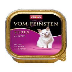 Animonda - Nassfutter - Vom Feinsten Kitten mit Lamm (getreidefrei)