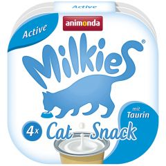 Animonda - Katzensnack - Milkies Active