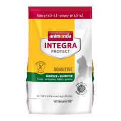 Animonda - Trockenfutter - Integra Protect Sensitive Kaninchen + Kartoffeln (getreidefrei)