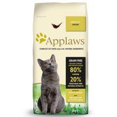 Applaws Cat - Trockenfutter - Senior Hühnchen (getreidefrei)