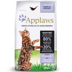 Applaws Cat - Trockenfutter - Hühnchen und Ente (getreidefrei)