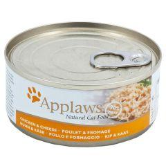 Applaws Cat - Nassfutter - Hühnchenbrust und Käse