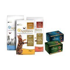Applaws Cat - Trockenfutter - Premium Paket 2kg + Multipack (getreidefrei)