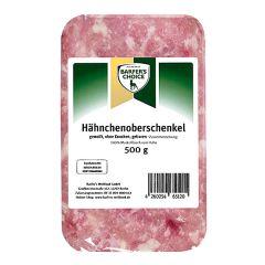 Barfer's Wellfood - Hundefutter - Barfer's Choice Hühneroberschenkel gewolft