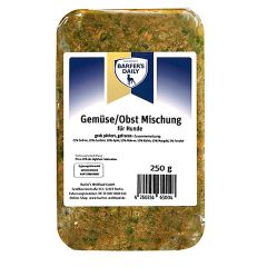 Barfer's Wellfood - Hundefutter - Barfer's Daily Gemüse/Obst Mischung
