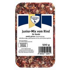 Barfer's Wellfood - Hundefutter - Barfer's Daily Junior-Mix gewolft