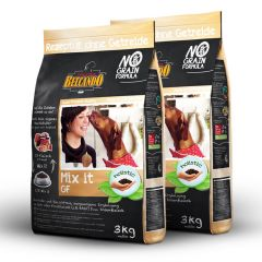 Belcando - Ergänzungsfutter - Vorteilspaket Mix it grain-free 2 x 3kg (getreidefrei)