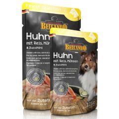 Belcando - Nassfutter - Huhn mit Reis, Möhren & Zucchini (weizenfrei)
