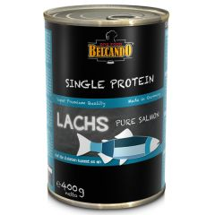 Belcando - Ergänzungsfutter - Single Protein Lachs 6 x 400g (getreidefrei)