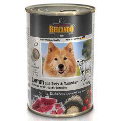 Belcando - Nassfutter - Lamm mit Reis & Tomaten (weizenfrei)