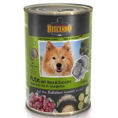 Belcando - Nassfutter - Pute mit Reis & Zucchini (weizenfrei)