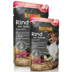 Belcando - Nassfutter - Rind mit Spätzle & Zucchini (weizenfrei)