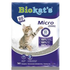 Gimborn - Katzenstreu - Biokat's Micro Classic 14l