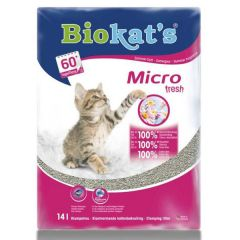 Gimborn - Katzenstreu - Biokat's Micro Fresh 14l